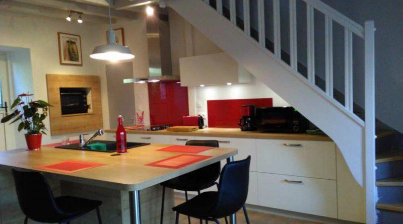 Cuisine moderne et maison de campagne - BARBOT Agencement